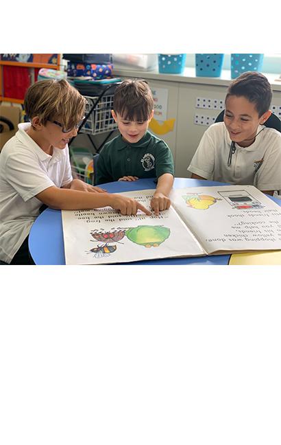 St Fidelis Catholic Primary School - Multi-Age Classes