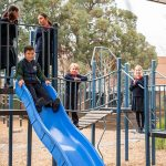 St Fidelis Catholic Primary School - Kids in Playground