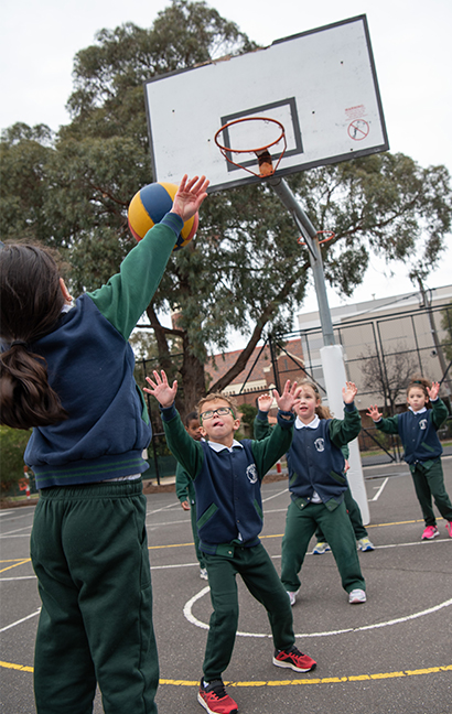 St Fidelis Catholic Primary School - Physical & Sport Education