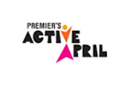 St Fidelis Catholic Primary School - Premier's Active April Logo
