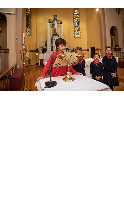 St Fidelis Catholic Primary School - Sacraments