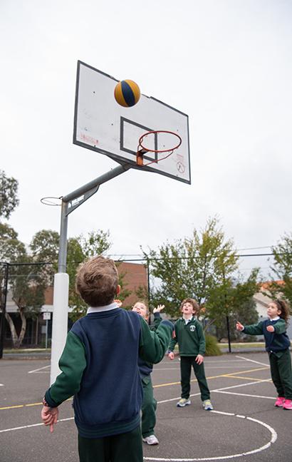 St Fidelis Catholic Primary School - Sports Australia