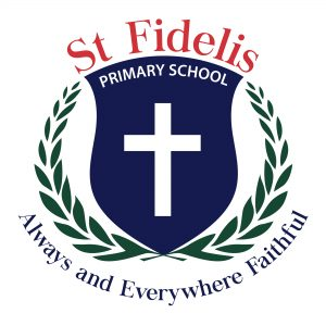 St Fidelis Catholic Primary School - Logo