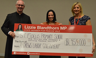St Fidelis Catholic Primary School - Non-Government Victorian School Grant